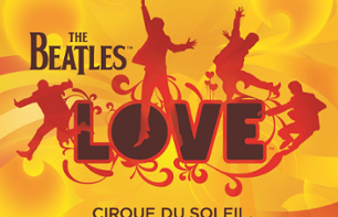 """The Beatles ™ Love ™ "" per il Cirque du Soleil® - Show Las Vegas"