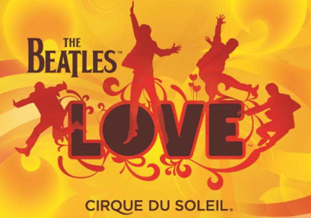 « The Beatles ™ Love ™ » par le Cirque du Soleil® - Show Las Vegas - Las Vegas -