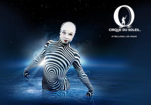 «  O ™ » par le Cirque du Soleil® - Show Las Vegas - Las Vegas -