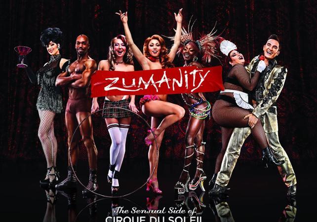 « Zumanity ™ » par le Cirque du Soleil® - Show pour adultes à Las Vegas - Las Vegas -
