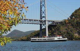 New York Sightseeing Cruise – Manhattan Circuit (2 hrs. 30 mins.)