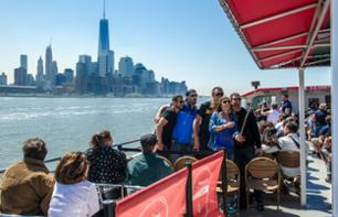 New York Sightseeing Cruise – Skyline Circuit (90 mins.)