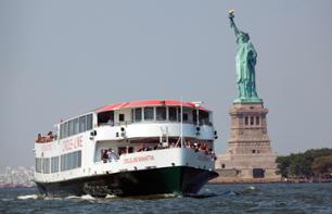 New York Sightseeing Cruise – The Statue of Liberty & Ellis Island (1 hr.)