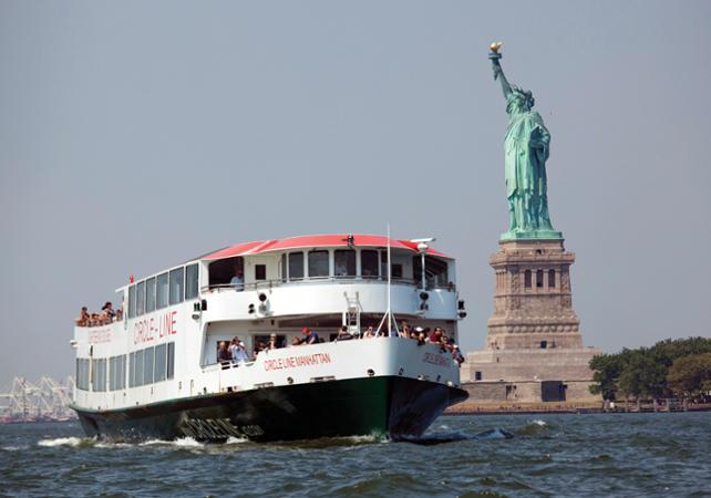 Image result for statue of liberty cruise