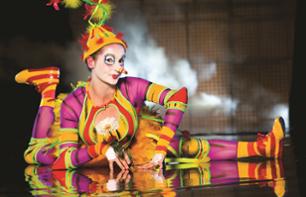 « La Nouba » par le Cirque du Soleil - Show OrlandoLire les avis