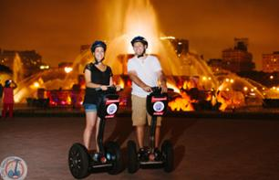 Segway Tour of Chicago by Night – 2 hrs.