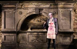 Frightening nocturnal visit of the paranorma and the biggest mysteries of Edinburgh