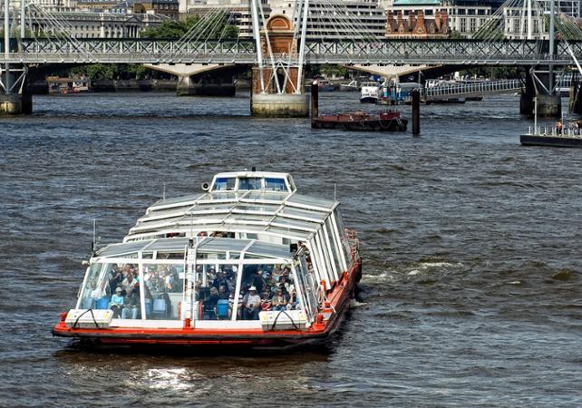 Madame Tussauds Londres et croisière sur la Tamise - Londres -