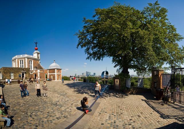 Photo Croisière sur la Tamise et d'entrée pour l'Observatoire royal de Greenwich