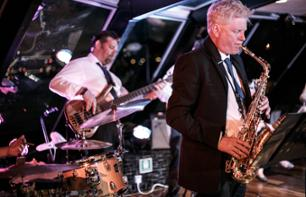 Dinner Cruise and Jazz Concert on The River Thames