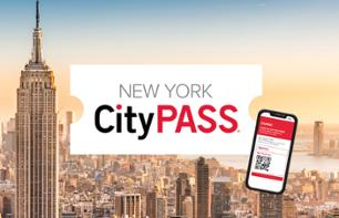 New York CityPASS – Accès aux 6 meilleures attractions