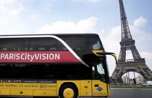 Visitare Parigi in bus