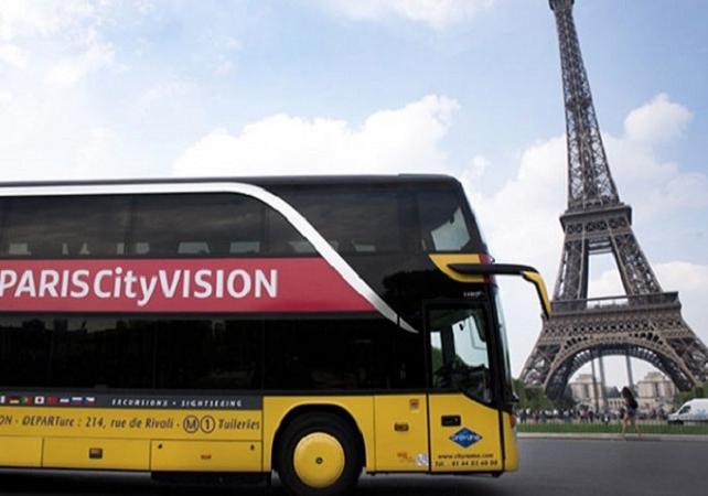 ,Sin paradas,Autobús turístico