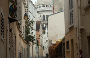 Walking Tour of Montmartre + Guided Tour of the Louvre (skip-the-line tickets)
