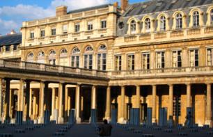 Walking Tour of Paris: from Palais Royal to the Galeries Lafayette, with a visit to Opera Garnier