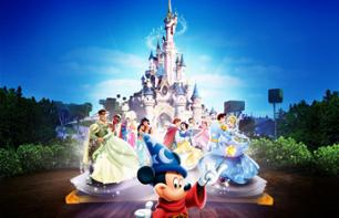 Disneyland: 1 day / 1 park with transport from Paris