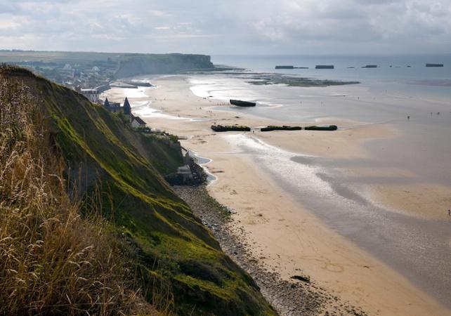 Salir de la ciudad,Excursions,Excursion to Normandy