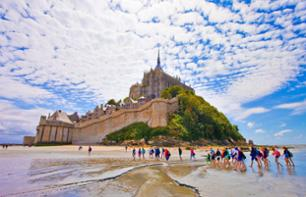 Guided Tour of Mont Saint-Michel – Departing from Paris