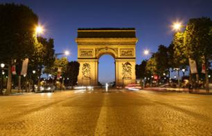 Evening Bus Tour of the Paris Illuminations