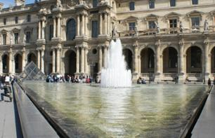 Afternoon Tour of the Louvre (2:15pm) – Priority access