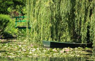 Visit Giverny & Monet's House – Afternoon trip departing at 1:45pm