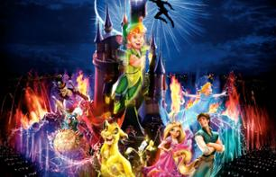 Disneyland Paris: 1 day / 2 parks -