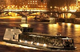 Dinner Cruise in Paris – Paris Marina