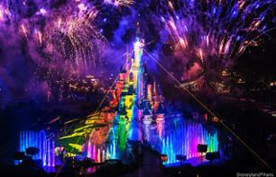 Disneyland® Paris: Ticket 1 Tag / 2 Parks – VIP-Zugang -