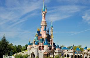 Disneyland® Paris : 1-Day / 1-Park – Priority Access Ticket-