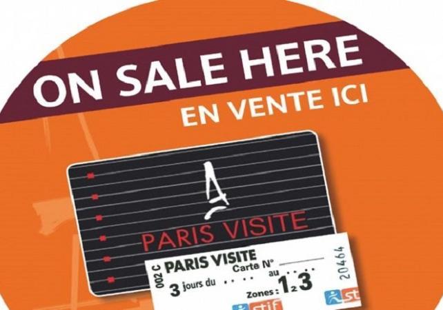 Pass transports Paris : Métro, bus, RER et tramway en illimité + croisière Seine - Paris - Ceetiz