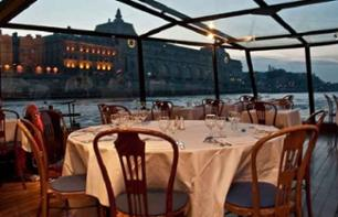 Dinner Cruise in Paris – Paris Marina – Transport included