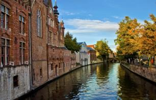 Excursion to Bruges – Departing from Paris