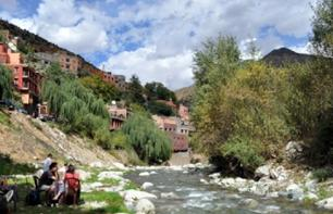 Day-trip in the valley of Ourika - Departing from Marrakech