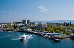 Ferry Seattle <-> Victoria - Billet simple ou aller-retour
