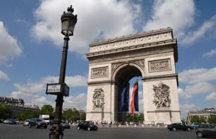 Billet coupe-file Arc de Triomphe