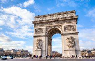 Arc de Triomphe E-Ticket – Valid all year