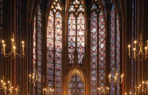 E-ticket for the Sainte-Chapelle – Priority access
