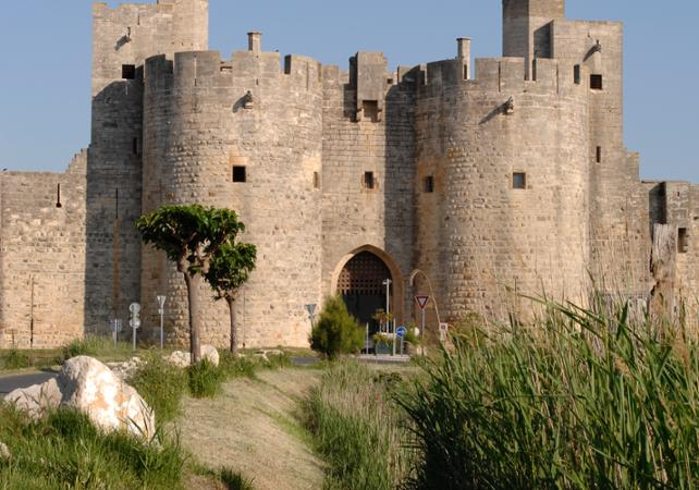 E-billet - Tours et remparts d'Aigues-Mortes