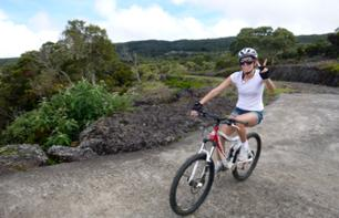 Mountain Biking on La Réunion - first level
