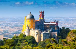 Excursion to Sintra in the Portuguese Riviera – Departing from Lisbon