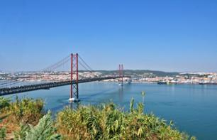Panoramic Views Tour in Lisbon - Belem Tower, April 25th Bridge, Christ the King Statue