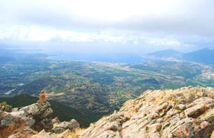 Hiking in Monte Aragnascu – Leaving from Ajaccio