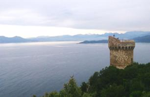 Hike around the Capo di Muro Tower – Leaving from Ajaccio