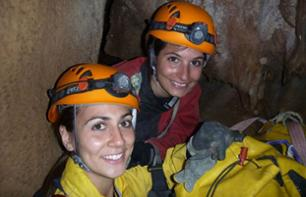 Potholing: Discover the Cave of Razzu Biancu – Leaving from Venaco, 1 hour 20 min from Ajaccio
