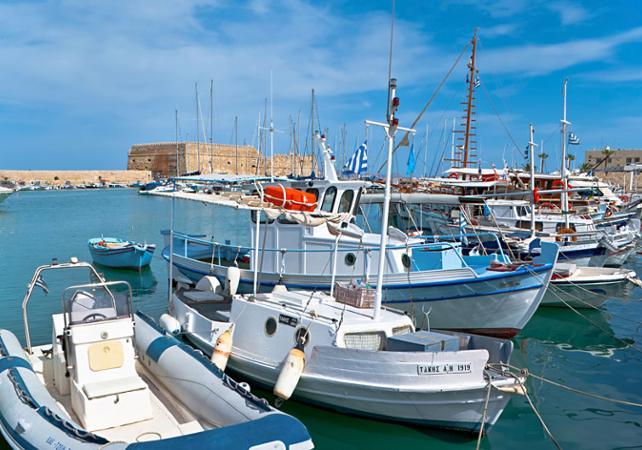 Visite guidée d'Héraklion et de Knossos - Crète - Crète -