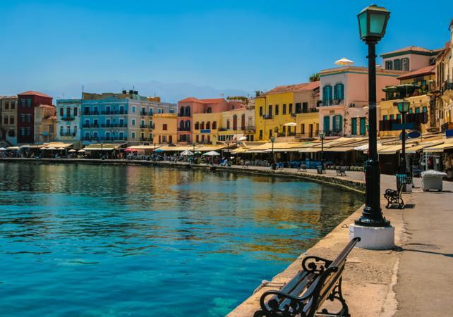 Visite guidée de La Canée – au départ de Réthymnon / Georgiopolis - Crète - Crète -