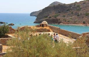 Excursion sur l'île de Spinalonga – Crète