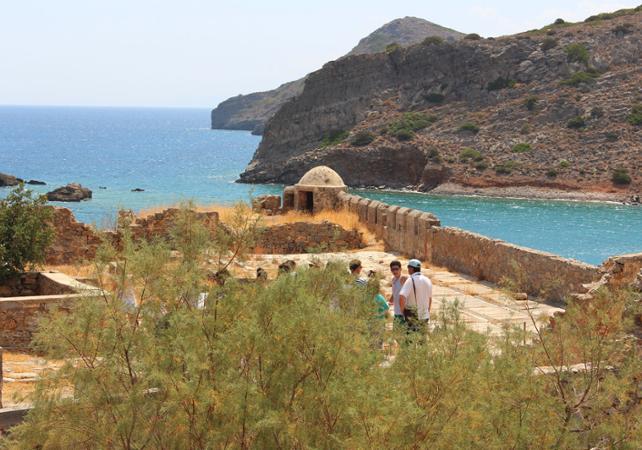 Excursion sur l'île de Spinalonga – Crète - Crète -