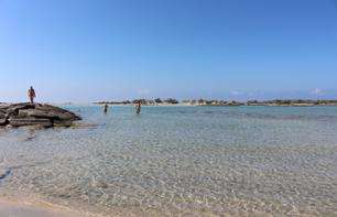 Excursion to the Elafonissi Natural Reserve – Crete