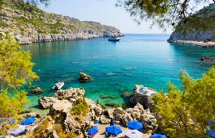 Cruise Along the Eastern Coast of Rhodes